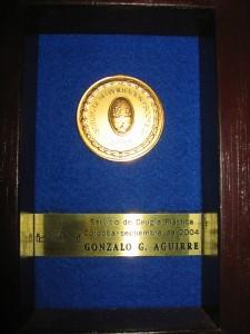 Servicio de Cirugía Plástica del IREP al Dr. Gonzalo Aguirre